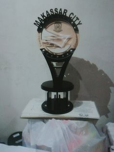 #Award #plakatmakassar #customaward Plakat Makassar acrylic awards