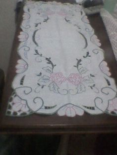 homemade embroidery