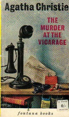 The Murder at the Vicarage by Agatha Christie | Flickr - Photo Sharing!