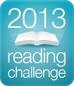 Take the 2013 Reading Challenge on Goodreads