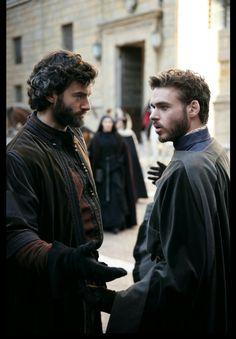 Lorenzo and Cosimo de #Medici