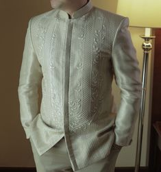 Barong Tagalog Wedding, Barong Wedding, Modern Filipiniana Dress, Filipiniana Wedding, Filipino Wedding, Thai Wedding Dress, Filipino Fashion, Tropical Outfit, Gown Suit