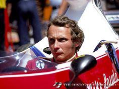 1975 Formula 1 German Grand Prix - Niki Lauda.