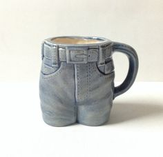 Coffee Mug - Mom Jeans Coffee Mug - Funny Christmas Gift - Gift for Mom - Gag Gift - Pen Holder on Etsy, Sold