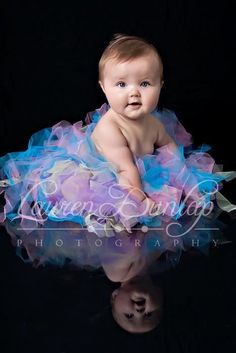 ideas for taking baby pictures 6 months old - Google Search