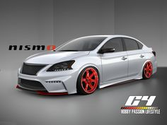 Gallery for Nissan Sentra 2015 Grey - image Nissan Elgrand, Nissan Trucks, Nissan Sentra, Skyline Gt, Grey Wallpaper, Super Cars, Automobile, Vehicles, Chucky