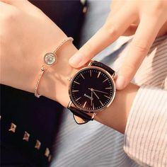 This Premium, Quality watch Would make the Perfect Gift for Family/Friends and Is PERFECT For Casual WearFeature: Shock ResistantBand Material Type: LeatherWater Resistance Depth: & Cases Material: PaperCase Thickness: Diameter: Fashion & Casual Sport Watches, Cool Watches, Watches For Men, Cheap Watches, Unusual Watches, Ladies Watches, Wrist Watches, Elegant Watches, Beautiful Watches