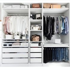 Closet Tour How to build your own Walk in Closet Ankleidezimmer Ikea Pax Walk in Closet Closet Wardrobe Dressing Room Closet Tour My Philocaly The post Closet Tour How to build your own Walk in Closet appeared first on Garderobe ideen. Walk In Closet Design, Bedroom Closet Design, Closet Designs, Bedroom Decor, Gold Bedroom, Bedroom Rustic, Bedroom Black, Bedroom Modern, Bedroom Themes