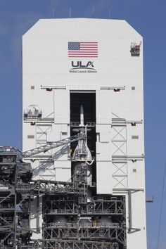 NASA's Orion Spacecraft at the Launch Pad