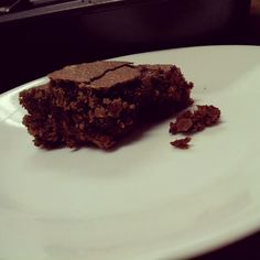 elise's pieces: best brownie recipe ever