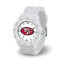 NFL San Francisco 49ers Women's Cloud Watch
