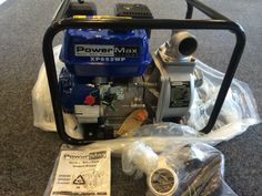 DuroMax Portable 2-inch 6.5 HP Water Pump SOLD! Was available at Gadgets and Gold in Gainesville, FL!