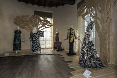 """La Venaria Reale, Turin, hosting the exhibition entitled """"Jungle. The Animal Imagery in Fashion"""", running through to September 3rd, 2017. Bonaveri is official sponsor of the exhibition."""