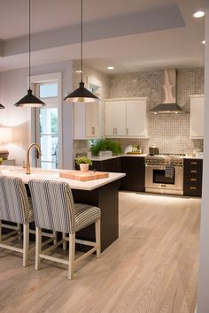 The kitchen in the HGTV Dream Home is to die for!