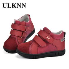 775030299b5 ULKNN Boys Shoes Kids Footwear Children Casual Shoes Genuine Leather Flat  Heels Comfortable Breathable TPR Designer Baby Kids Review