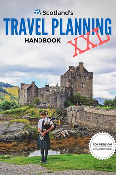 Definitive, All in One Scotland's travel handbook, filled with useful information. Includes +70 links to resources. All you need to plan your perfect trip.