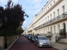 Chester Terrace and attached railings and linking arches Regents Park London, Architecture Plan, Camden, Chester, Townhouse, Terrace, Facade, Classic Style, Building