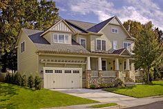 Stanley Martin Custom Homes | Magnolia Model