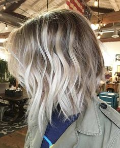 Top 13 Cool Balayage Ideas for Short Hairstyles 2017 Summer Season
