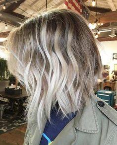 Top 13 Cool Balayage Ideas for Short Hairstyles 2017 Summer Season