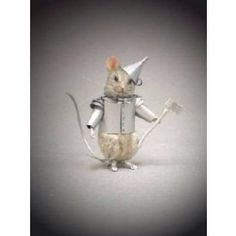 R John Wright Tin Man Mouse