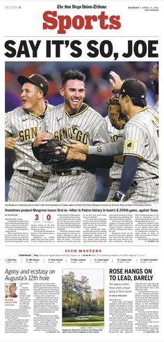 Team 8, San Diego Padres, Baseball Cards, Sports