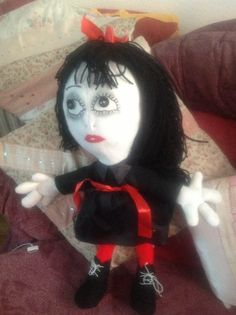 Soft toy Scary Mary