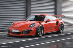 2016 Porsche 911 GT3 RS Images | Pictures and Videos