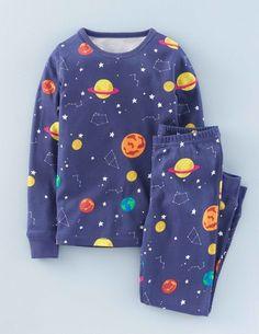 Cosy Single Long Johns 34197 Pyjamas at Boden