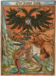 Holy Roman Empire Coats of Arms