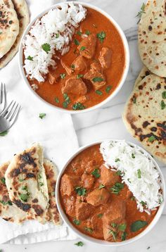 Healthy Slow Cooker Indian Butter Chicken. Yumm