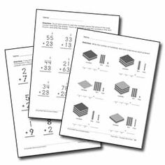 math worksheet : touch math  early elementary but to this day i still use this  : Touch Math Free Worksheets