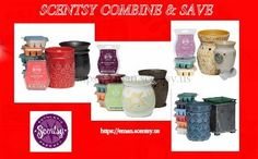 Combine and Save with Scentsy