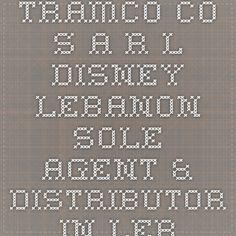 Tramco Co  S A R L  Disney Lebanon- Sole Agent & Distributor in
