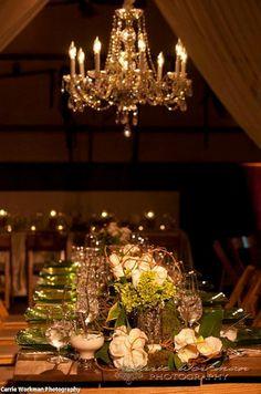 © carrie workman photography - Rachel + Trey - wedding by angela proffitt #VividExperiences