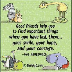 Good friends #CACS605