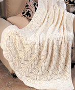 Beautiful Knit Afghan Patterns!