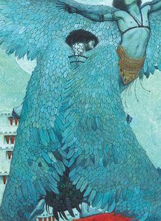 Daedalus and Icarus by Svetlin Vassilev