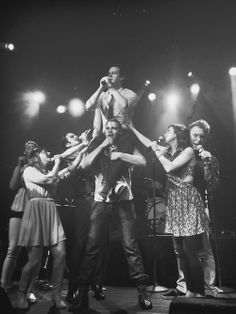 """""""StarKid Takes Manhattan at the Irving Plaza: April 2014 """" A Very Potter Sequel, Very Potter Musical, Irving Plaza, Team Starkid, Afraid Of The Dark, Darren Criss, Totally Awesome, Musicals, Harry Potter"""
