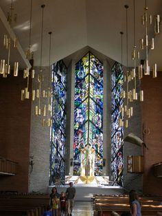 One of my favorite places on earth.The Chapel of the Resurrection in Valparaiso, Indiana, is considered the biggest university-oriented chapel in the U. largest in the world). Seating over people, the chapel serves Valparaiso University (Lutheran).