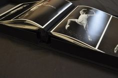 fine art photo book & box created for Eric Phieler by Bella Forte