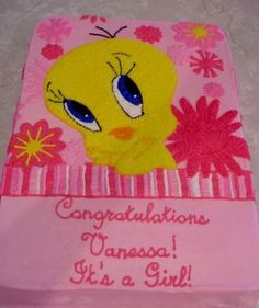 baby girl tweety bird baby shower ideas - Yahoo Search Results