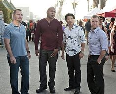 Was an epic day when Hawaii 5-0 & NCIS: Los Angeles collaborated for two nights!