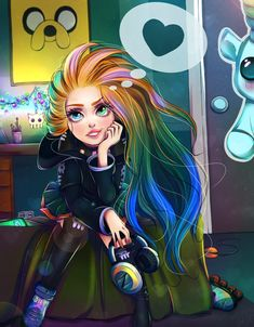 Zoe/League of legends