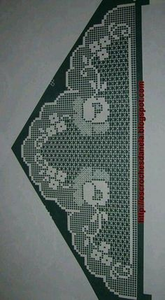 Interior Decorating Degree Program: Attend Online Classes 3 – Crochet Filet