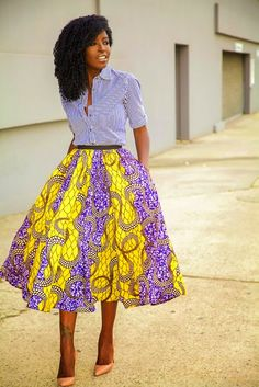 African Designer Clothes For Women Pantry in African Attire