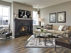 Linden Single Family Home Floor Plan In Woodbury Mn Ryland Homes Linden Pinterest