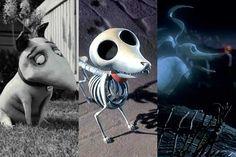 ¿Te diste cuenta de esta conexión entre los personajes de Tim Burton? - Noticias de cine - SensaCine.com Tim Burton Personajes, Snowman, Disney Characters, Fictional Characters, Memes, Tattoos, Google, Animals And Pets, Short Stories