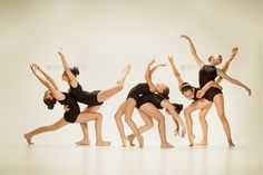 The group of modern ballet dancers by on PhotoDune. The group of mode… The group of modern ballet dancers by on PhotoDune. The group of modern ballet dancers dancing on gray studio background Dance Picture Poses, Dance Photo Shoot, Dance Photos, Dance Pictures, Alvin Ailey, Contemporary Dance Poses, Contemporary Dance Photography, Modern Contemporary, Dance Hip Hop