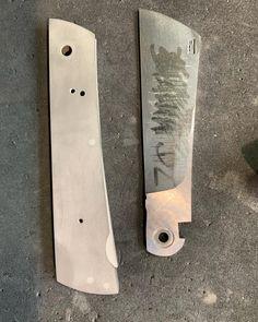 Carcasse / squelette en titane & 440A . . . #samuelguichard #customknives #knivesporn #knivesgeeks #handmadeknives #knifeporn #knifepics #knifeaddict #knifefanatics #knifedesign #knifecollection #knifemaking #knifecollector #artknives #knives #knife #knifemaker #productdesign #knifestagram #designporn #design #handmadeinfrance